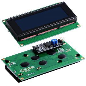2004 Serial LCD Module Display SKU:Z-0235 - 52Pi Wiki