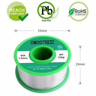 Tin Lead Rosin Core Solder Wire for Electrical Soldering ...