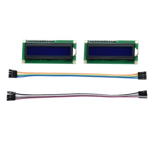 1602 Serial LCD Module Display SKU:Z-0234 - 52Pi Wiki