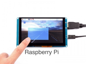 5-Inch-800x480-Capacitive-Touch-Screen SKU: EP-0081 - 52Pi Wiki