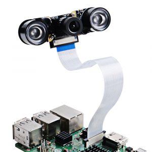 Raspberry Pi night vision camera adjustable-focus module ER