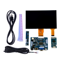 7-Inch-1024x600 Capacitive Touch Screen DIY Kit SKU: EP-0084 - 52Pi Wiki